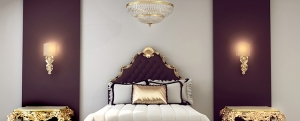 Haute Couture Drapery Bedding Gallery Image 1