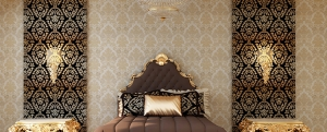 Haute Couture Drapery Bedding Gallery Image 2