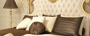 Haute Couture Drapery Bedding Gallery Image 3
